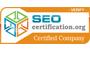 """קידום אתרים מקצועי, הסמכת חברת לוג'יק פינג ע""""י ארגון ה SEO בארה""""ב"""